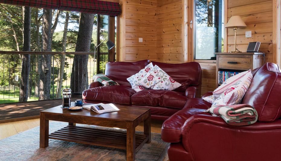 Self Catering Accommodation Aberfeldy Braes Lodge