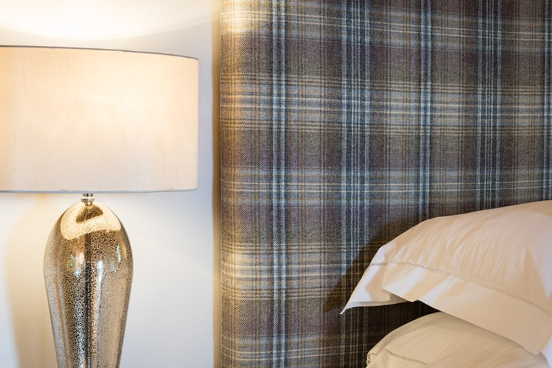 Braes Lodge Bed Room